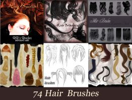 72 collection hair brush by atilazz