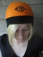 Naruto Hidden Leaf Hat by akiseo