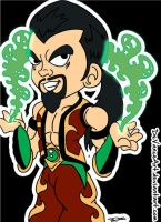 Shang Tsung by DeVanceArt