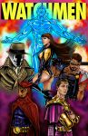 WATCHMEN by BKresnik