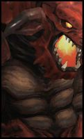 Ifrit by ZenDez
