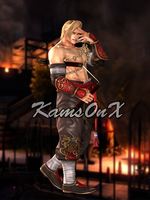 Maxi 2P Soul Calibur V by KammyMods
