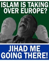 The Eurabia Fantasy by Party9999999