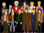 12 Doctors  updated by FiatVoluntasTau