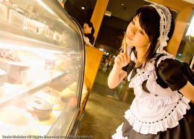 Maid Cafe Miles 6 by big-pao