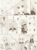 Tadamu Comic- First Kiss by Anime17