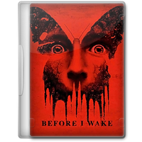 Before I Wake (2016) Movie DVD Icon by A-Jaded-Smithy