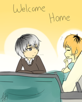 [TG] Welcome Home by ChaoticPuppetMaster