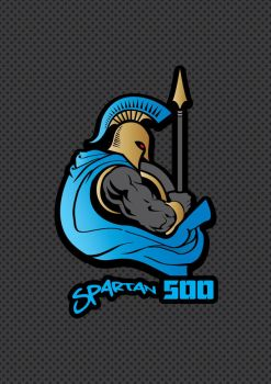 Spartan500 - titled by GhostPepperArt