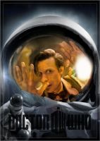 Doctor Who series 6.1 poster by gazzatrek