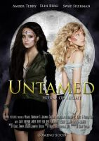 House of Night Untamed Movie Poster by zvunche