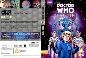 Doctor Who: Real Time DVD Cover by Cotterill23