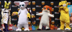 Midlands 2013 Winner- Digimon Group by MCMComicCon