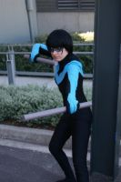Supa 2012: Nightwing 1 by evilfuzzle2
