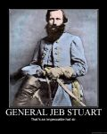 General JEB Stuart demotivator by PurplePhoneixStar