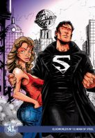 Elseworlds 13: Man of Steel by actiontales