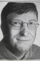 Emperor Bill Gates by depoi