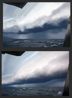 cloud study 21.01.2014 by Nialthstrasz