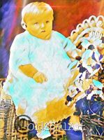 Baby 1800s by OldSoulArt