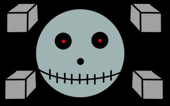 Triggers Jolly Roger by privateCancer