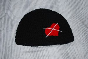 Blue October Beanie by summerjasmine