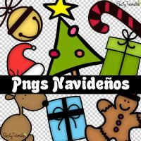 Pngs Merry Christmas by Tutoriales-Sochy