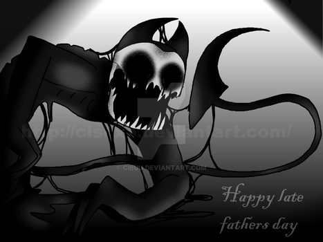 .Happy Late Fathers Day. by Cisoxo