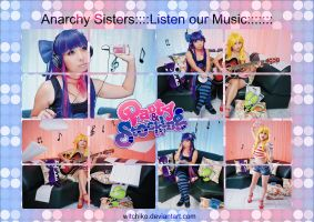 Anarchy Sisters::::Listen our Music::::: by Witchiko