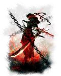 The Samurai [speed painting] by Rakisan-Art