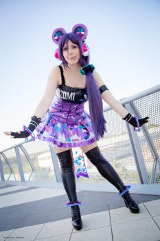 Nozomi cyber preview by Giuly-Chan