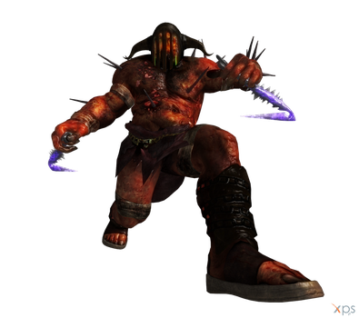Hades (GOW III) by RPGxplay