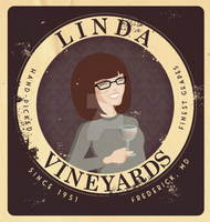 Linda Vineyards by sugarunicorn