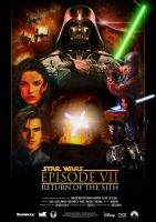 Star Wars Episode VII Fan-made poster by drakomel777