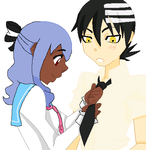 Soul Eater - May I help you, Kid? by RoyaleAnimeQueen