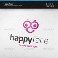 Happy Face Logo by artnook