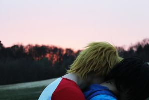Dave Strider and John Egbert ! 013 by AwesomeShuri