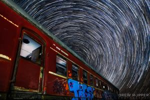 Midnight Express Line by DrewHopper
