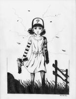 Stay Strong, Clementine by mivion