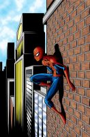 Spidey - JeremiahLambert - Colored by topher208