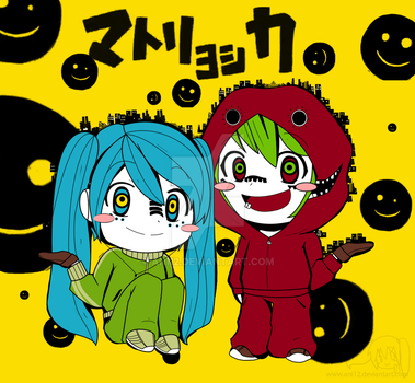 vocaloid matrioshka by ani12