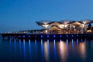 Night: Geelong Waterfront by DanielleMiner