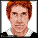 Ron Weasley by mcgray