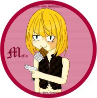 Mello Chibi .:Death Note:. by Sephora-chan