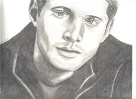 Dean Winchester . . . Again by wickedtiger86