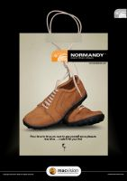 Normandy Bag visual Concept by memoae