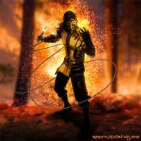 Scorpion by Ammotu
