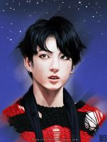 Jeon Jungkook by Millkie