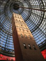 Shot Tower by PooleyFire