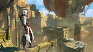 Prince of Persia Altair outfit by OrochimaruXDD