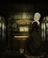 The Piano by flina